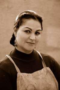 Fatima Killeen - Moroccan artist