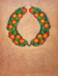 Homeland, the forbidden fruit  - Fatima Killeen - www.fatimakilleen.com