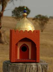 Moroccan Birdhouse - Fatima Killeen - www.fatimakilleen.com